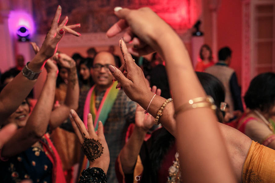 Penha Longa Weddings Indian wedding Mandi Sangeet Portugal
