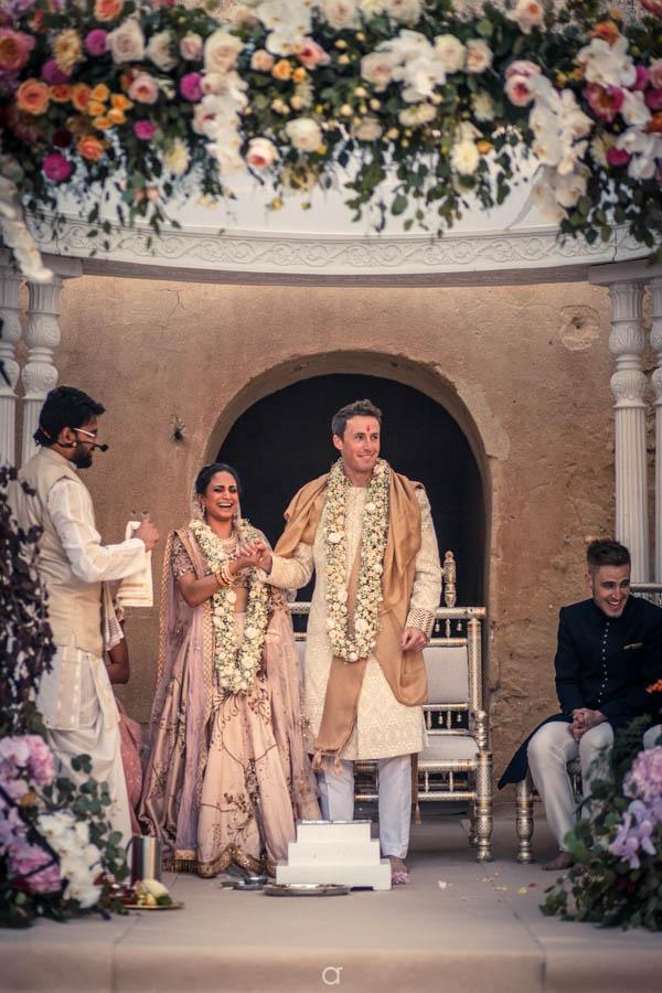 Nuncio Garden Penha Longa - Indian Weddings Portugal
