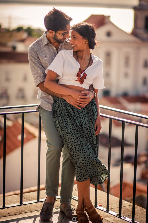 Lisbon Engagement Session