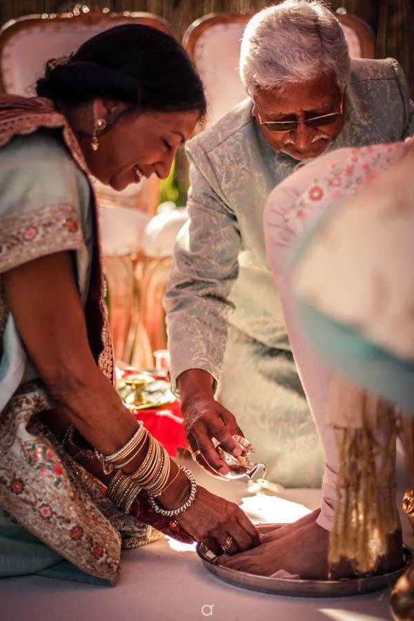 Indian weddings ceremony