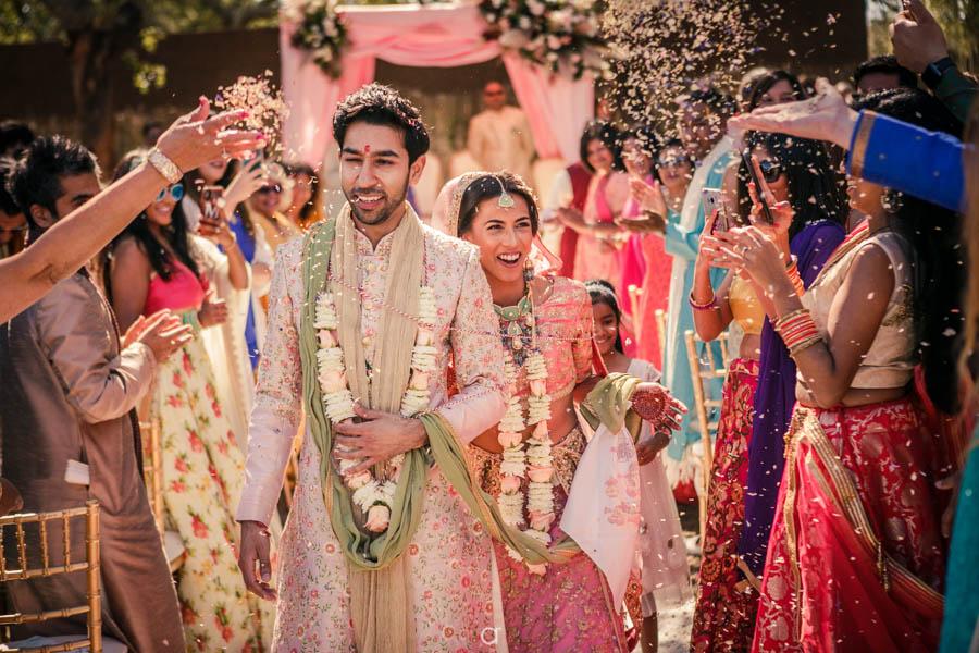 Portugal Indian Wedding