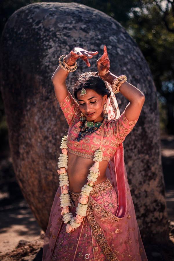 Indian bride Portugal weddings