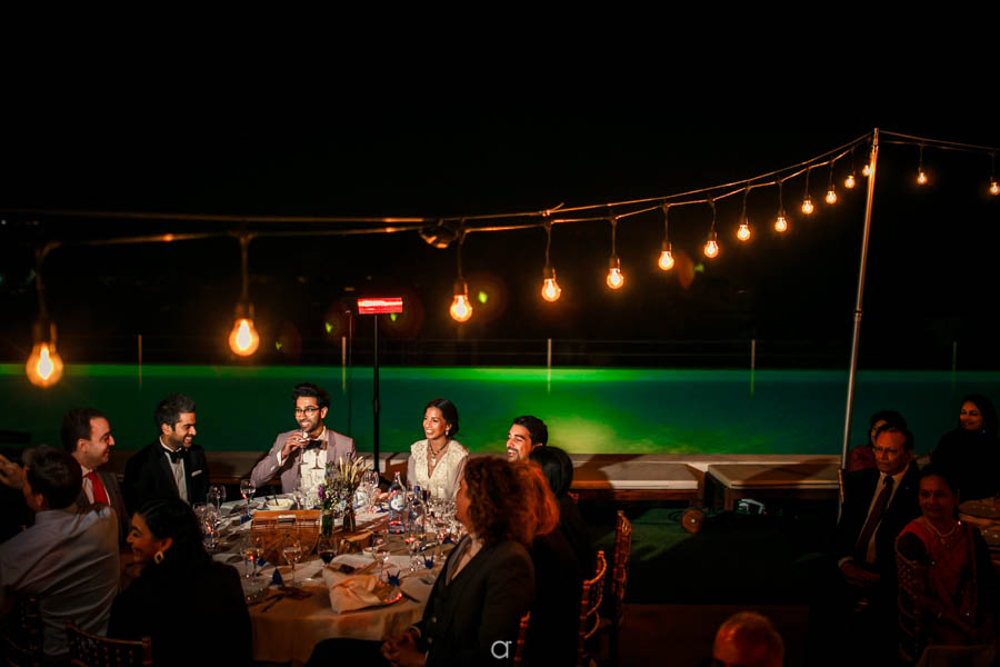 Tivoli Evora weddings