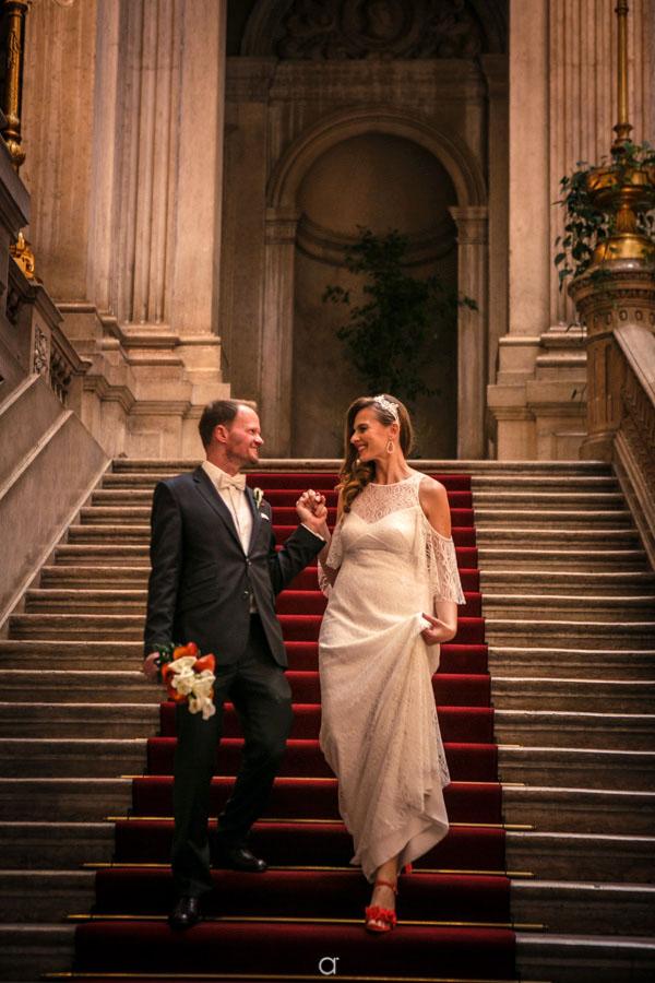 Câmara Municipal de Lisboa fotografia de casamento