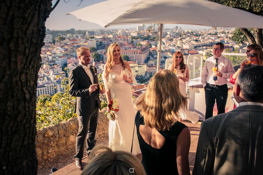 Casamentos em Castelo de S. Jorge
