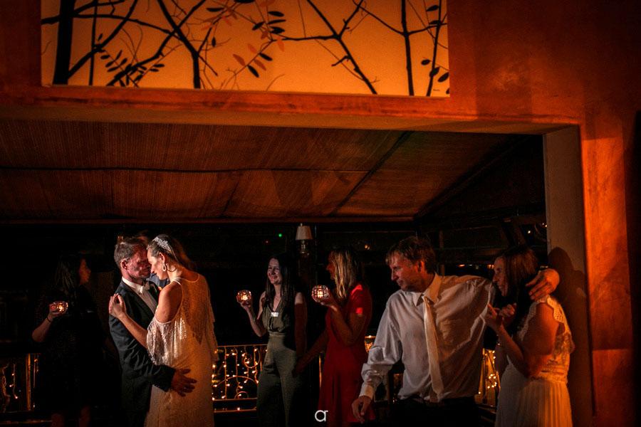casamento restaurante chapitô à mesa
