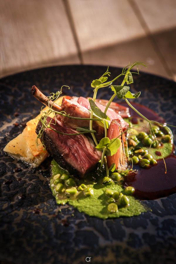 Fotografia Gastronómica Lisboa, prato de carne