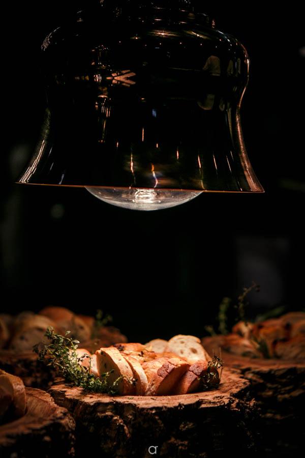 Fotografia Gastronómica Lisboa pão