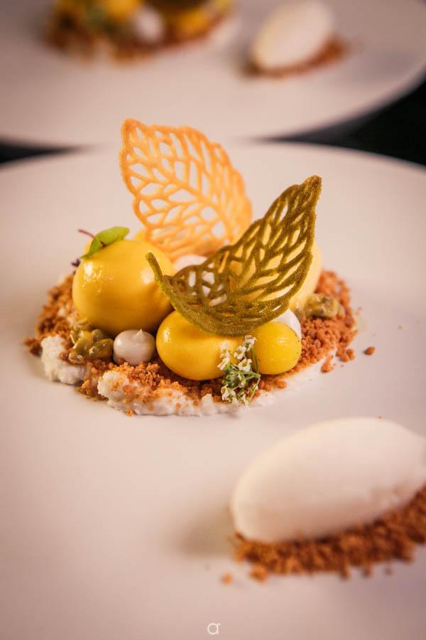 Fotografia Gastronomica sobre-mesa