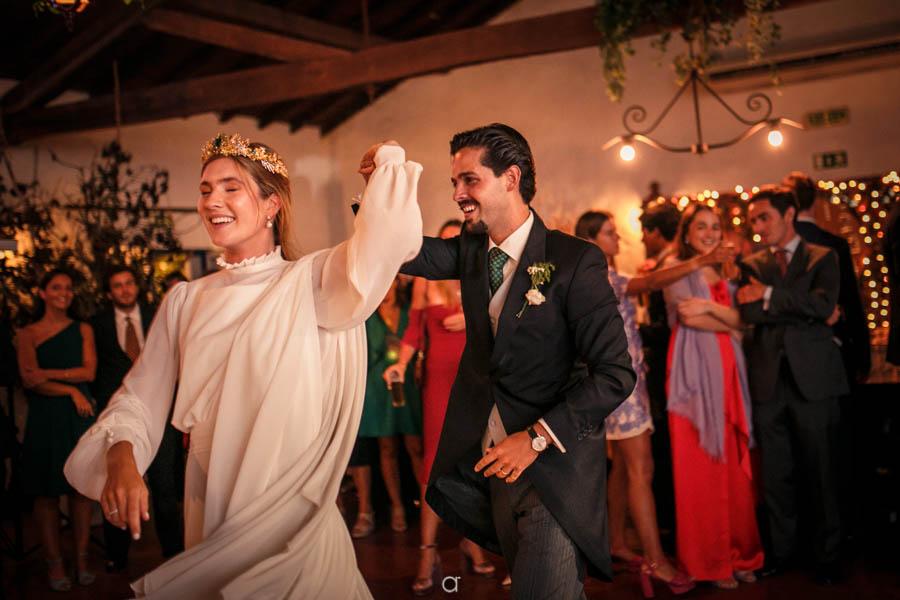 Quinta Senhor da Serra primeira dança