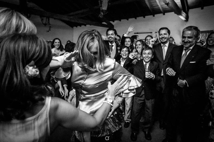 Quinta Senhor da Serra festa dos convidados